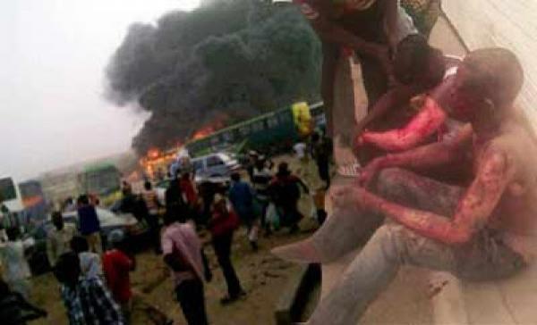 Kano's Sabo Geri Market Razed By Fire