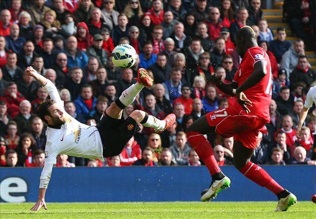 Gerrard's shame puts dampener on marvellous Mata