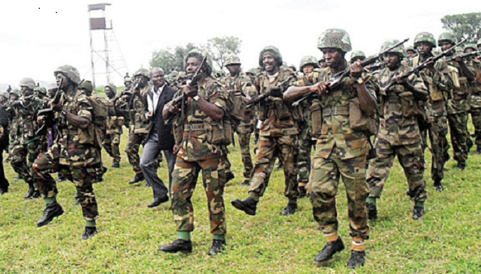 FG To Develop New Methods Of Fighting Insurgency