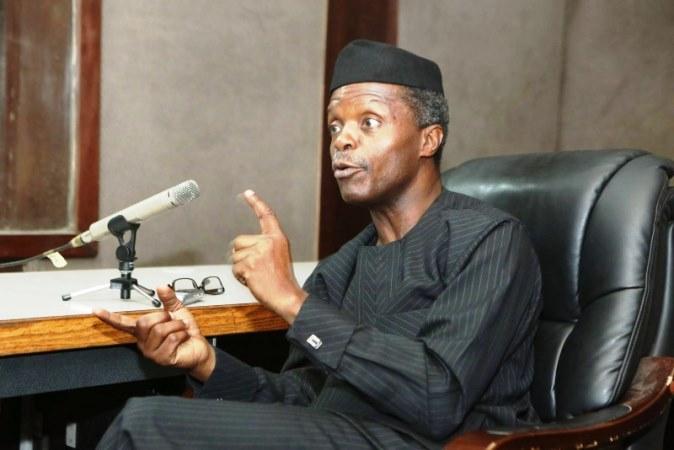 Buhari must win in 2019 for Yoruba's chances in 2023 –Osinbajo