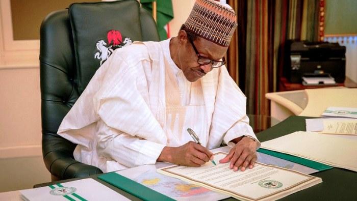 Fresh pressure as Buhari signs bill declaring June 12 Democracy Day