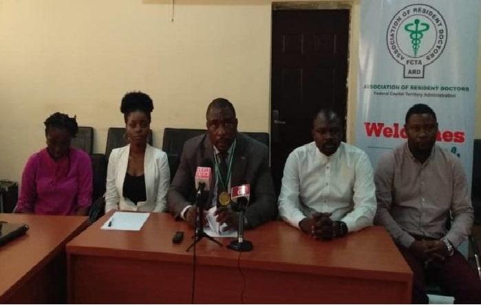 FCT Doctors threaten strike, give 21-day ultimatum