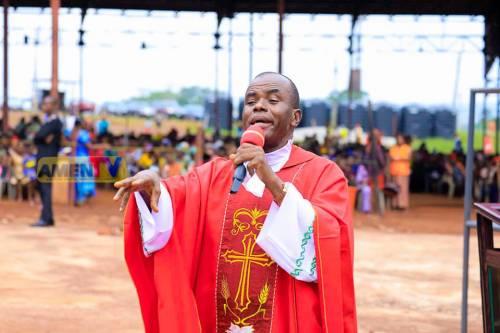 Imo Crisis: Hope Uzodinma No Longer Picks My Calls – Father Mbaka