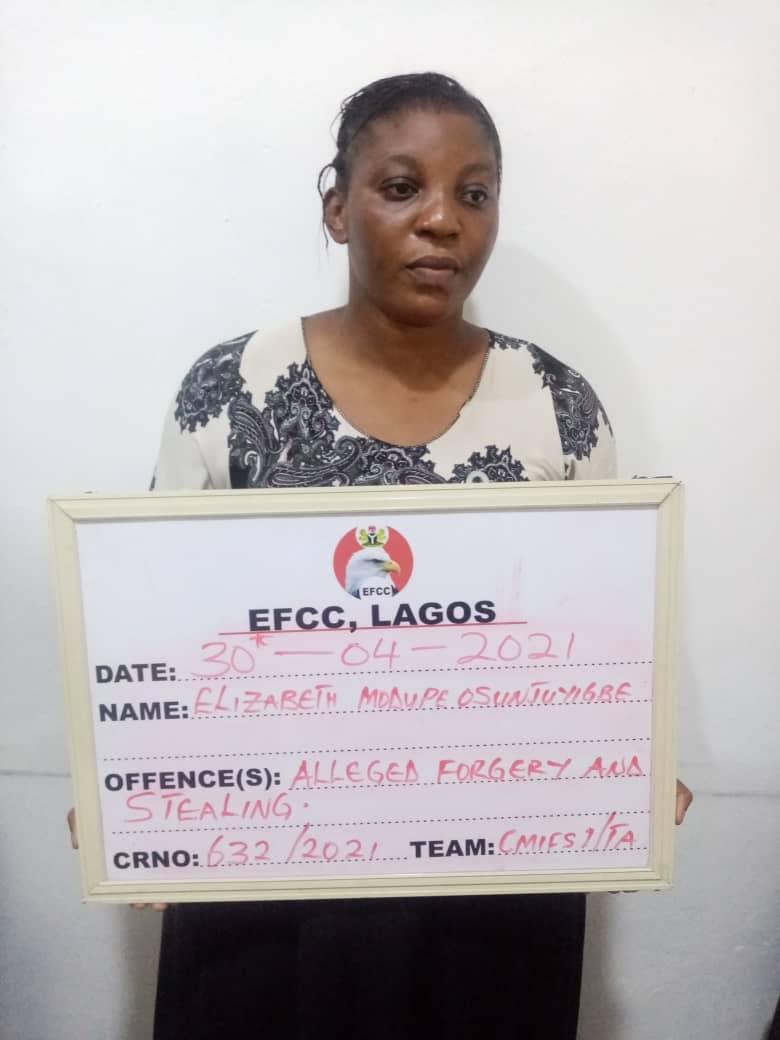 EFCC Arrests Banker For Alleged N34m Fraud