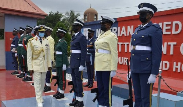Military Retires 343 Soldiers