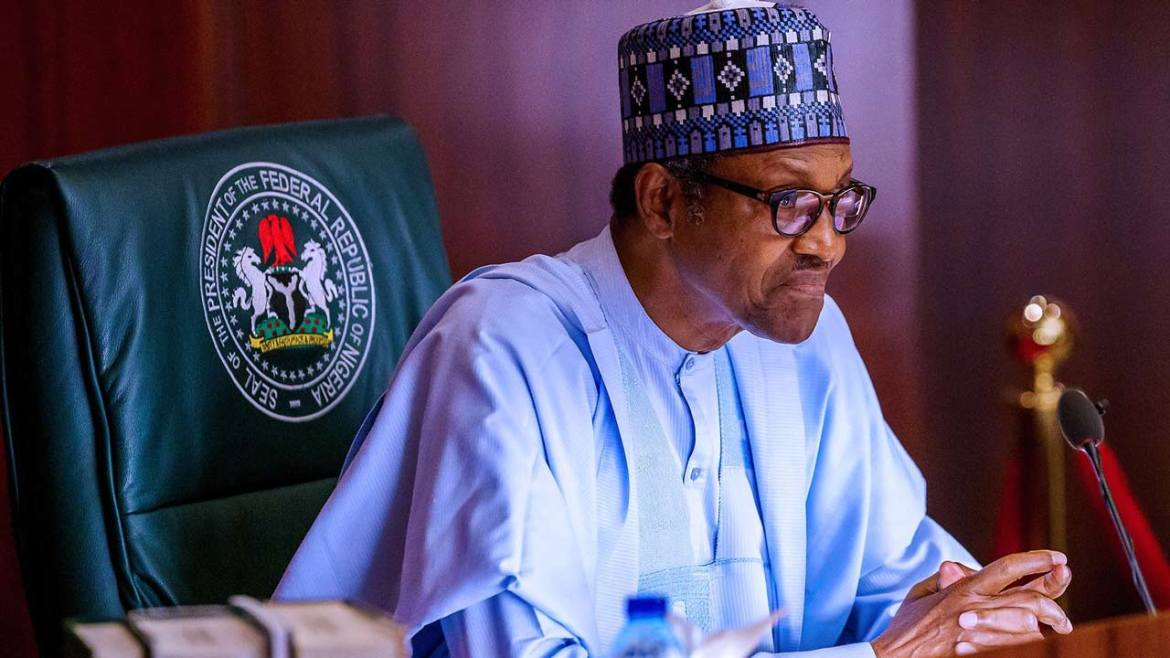 Buhari Arrives Nigeria From UK After 18 Days