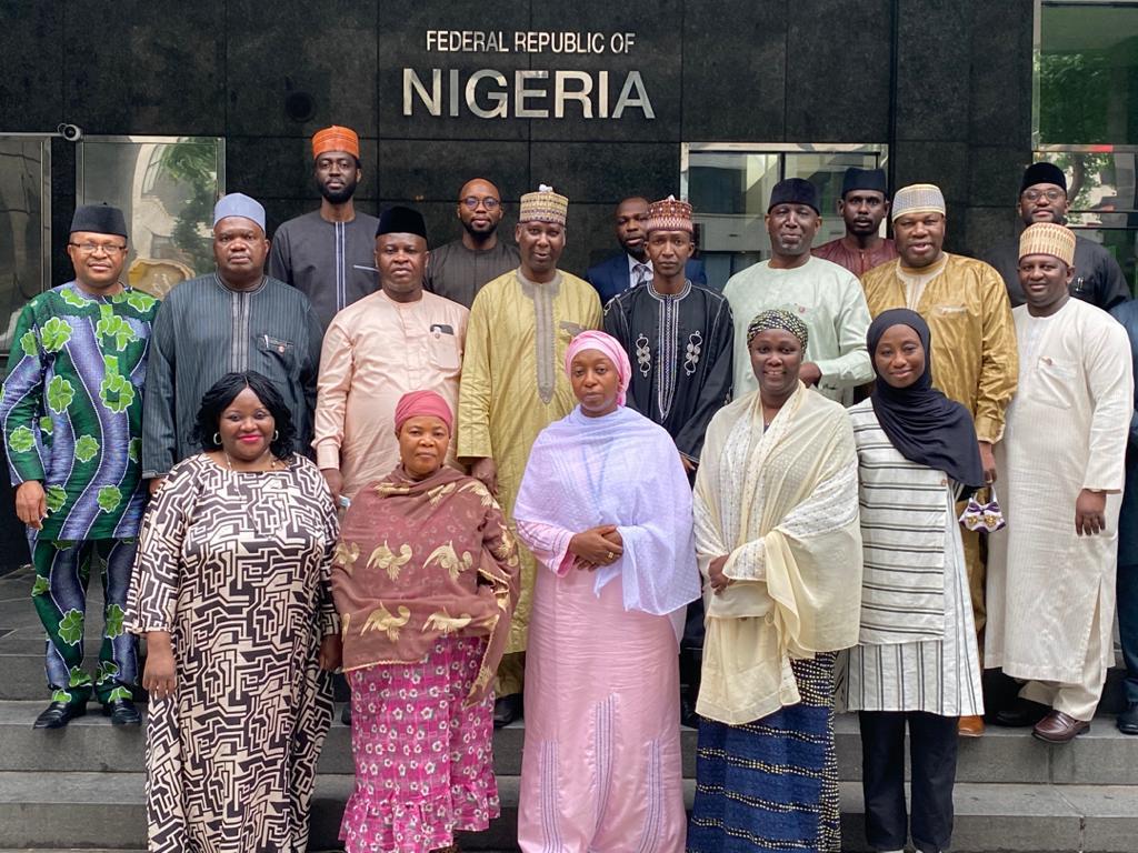 Bawa Seeks Help Of Nigerian Mission In Tackling Cybercrime