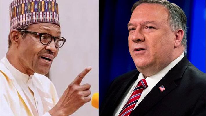 Buhari Tolerating Persecution Of Christians In Nigeria – Ex-U.S. Secretary Mike Pompeo