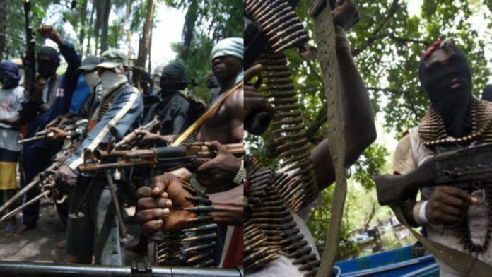Joint Team Of Police, Vigilante Arrest Fulani Bandits Terrorising Benin/Road In Edo (VIDEO)
