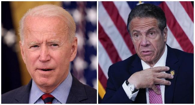 Biden Asks New York Governor To Resign After Damning Harassment Report