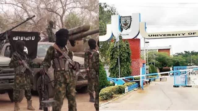 We Are Closer: Tension grips Plateau as Boko Haram writes letter threatening abduction of UNIJOS students