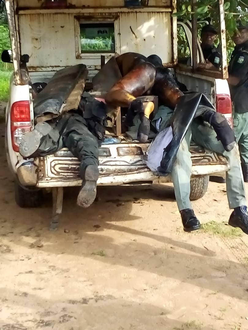 Gunmen Attack Police Checkpoint, Kill Three Officers In Delta