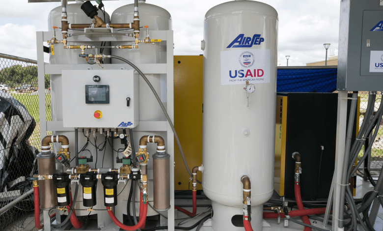 The United States Provides Life-Saving Support To Ghana's Covid-19 Response