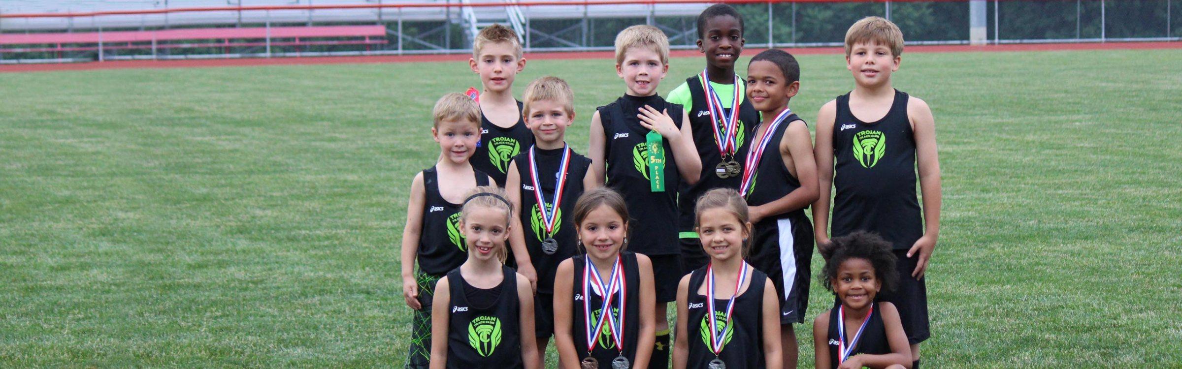 U8 TTC Athletes