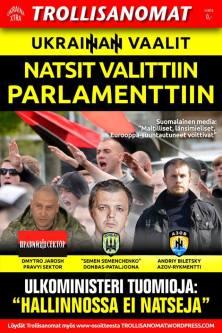 Tuhti tietopaketti Ukrainan vaaleista!