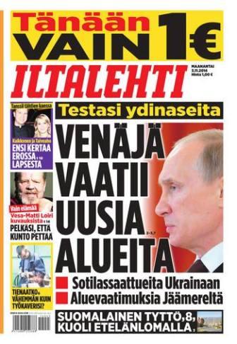 Iltalehti 3.11.2014