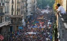 Barcelona 2013 - Espanjalaiset marssivat leikkauksia vastaan
