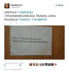 Trollisanomat #20 - Kun Ylen toimittaja trollin Joensuussa näki