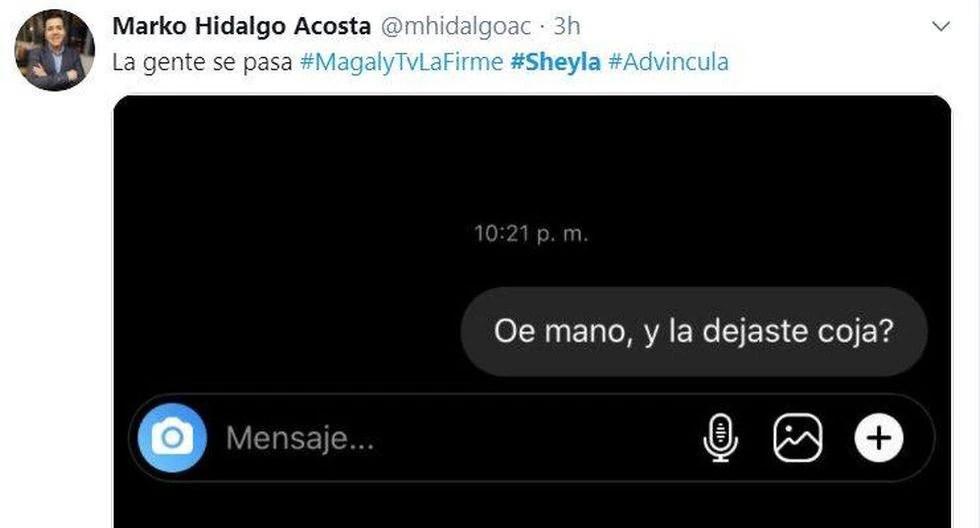 Burlones memes de la relación entre Sheyla Rojas y Luis Advíncula | TROME