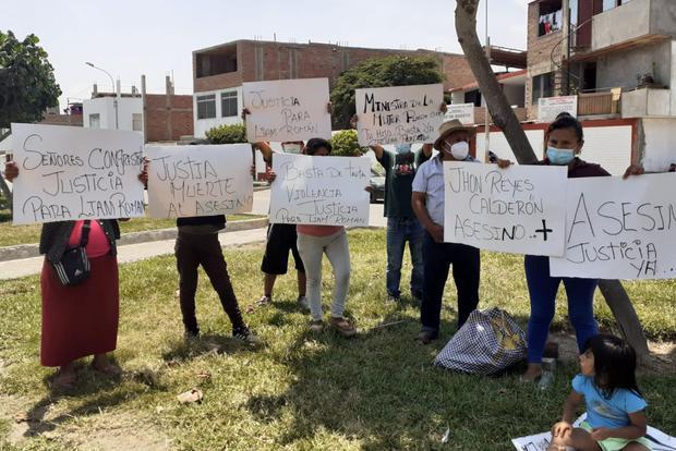 Familiares del menor exigen justicia tras su asesinato | Foto: Mónica Rochabrum | TROME