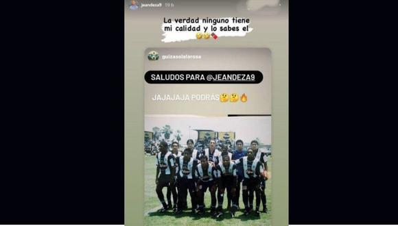 En la categoría 84 de Alianza Lima brillaron Guerrero ,Farfán, Rinaldo Cruzado, Guizasola y muchos más. (Instagram Roberto Guizasola)