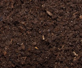 Kompost mit Hilfe des Schnellkomposters