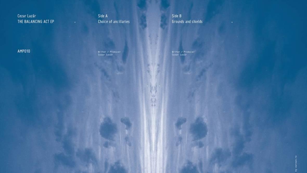 Cezar – The Balancing Act EP – AMP010