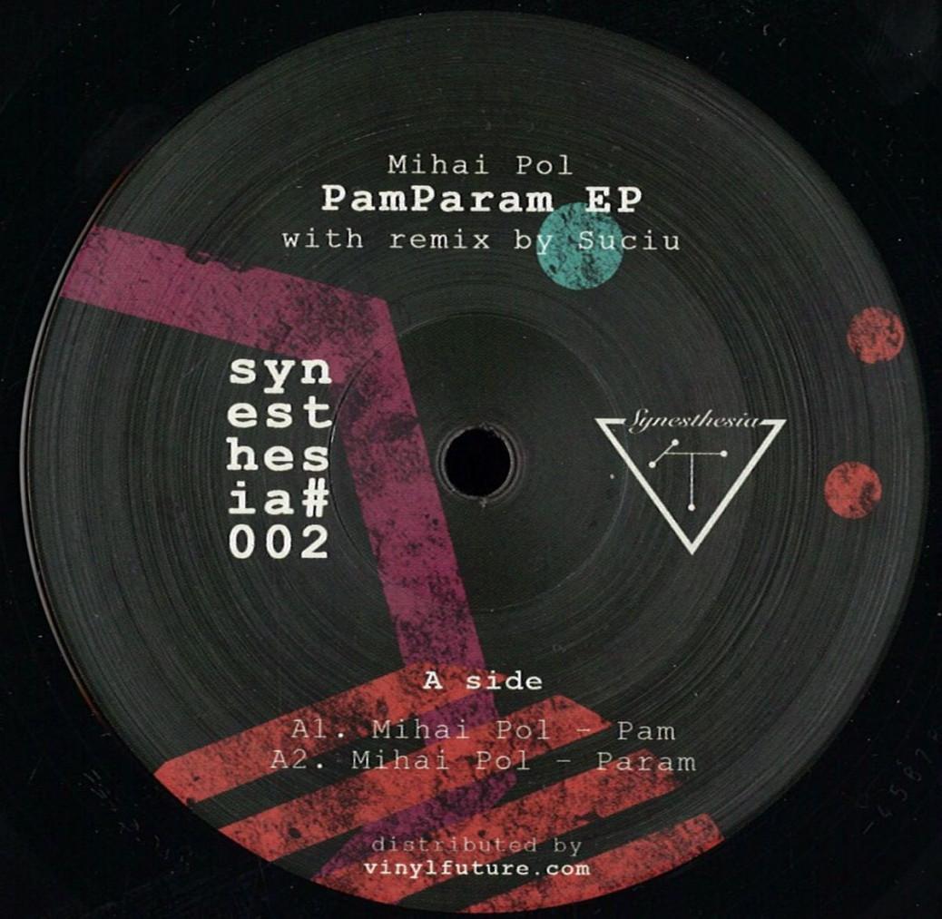 Mihai Pol – PamParam EP