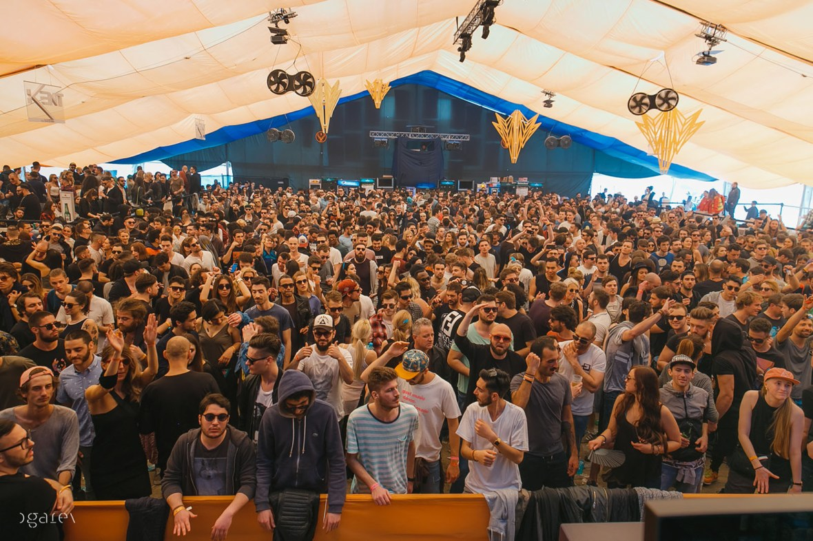 Raving Around: Europe's Best Festivals 2018