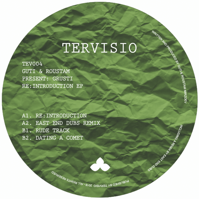 TERVISIO 004 SIDE A | Trommel Music