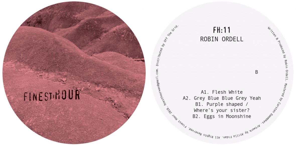 Review: Robin Ordell – FH11 [Finest Hour]