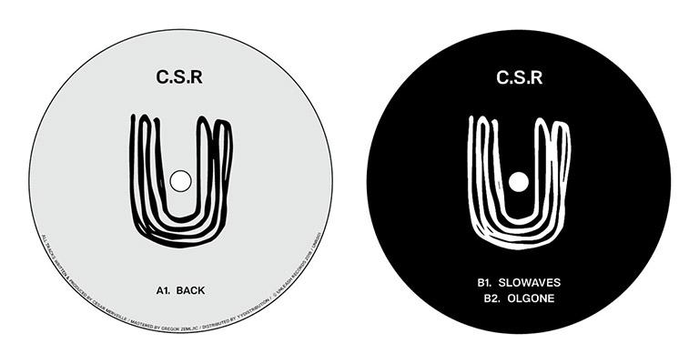 Premiere: A1. C.S.R – Back [Unleash 001]