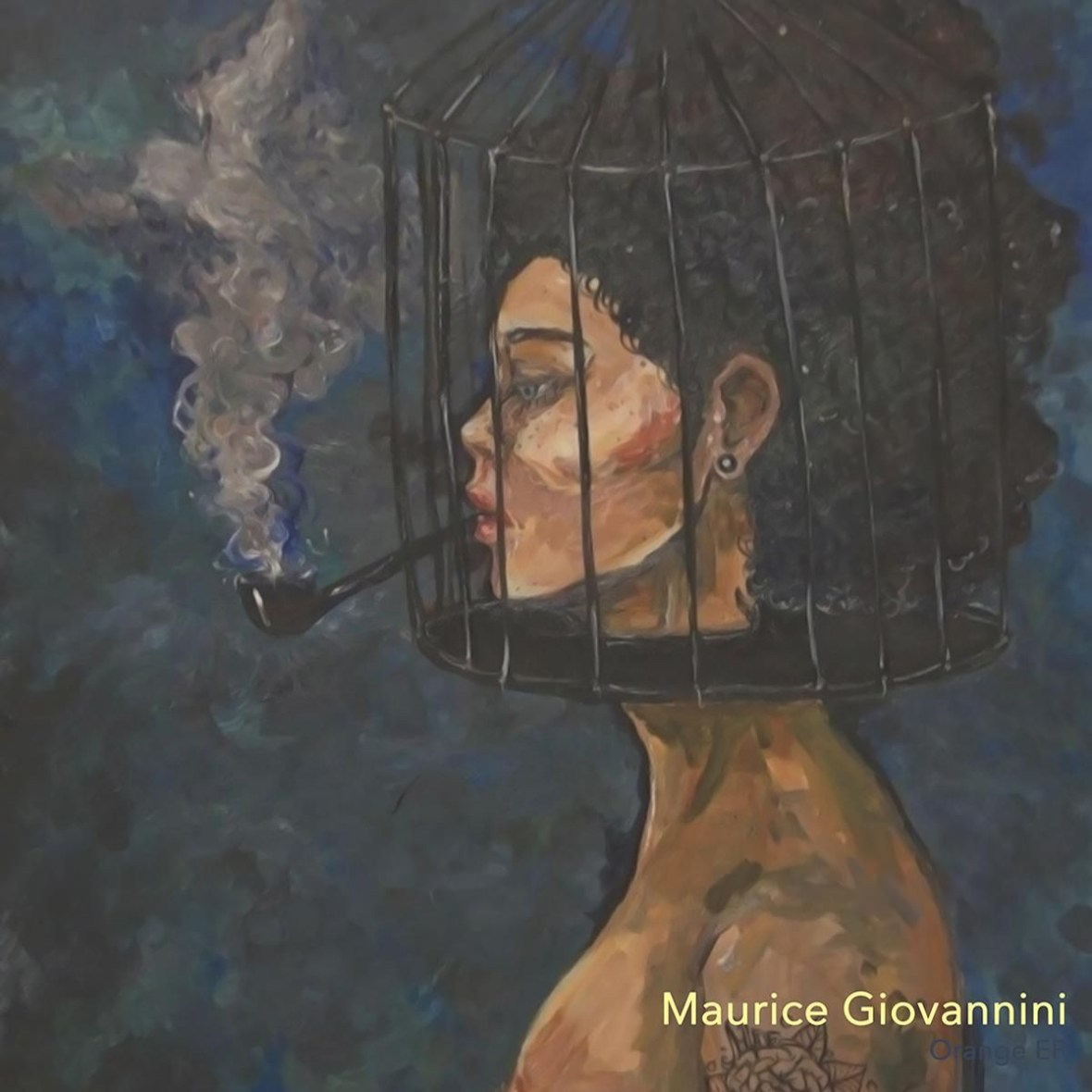 Premiere: Maurice Giovannini – Orange EP [WU003]