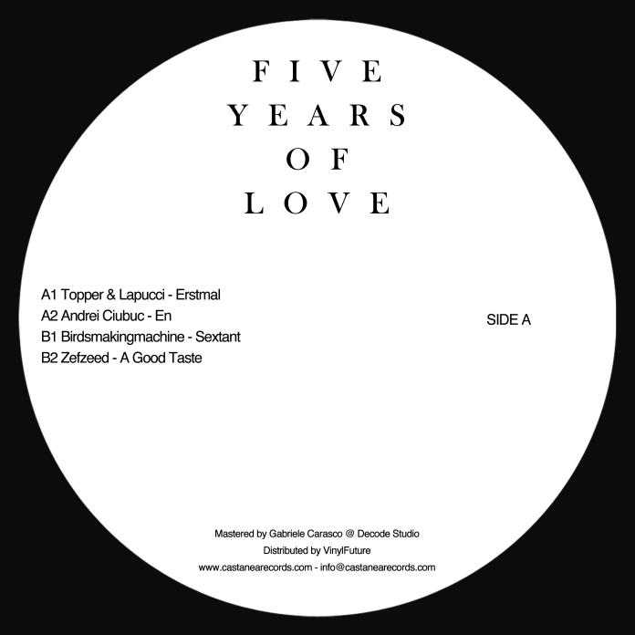 Castanea Five Years of Love Part 2