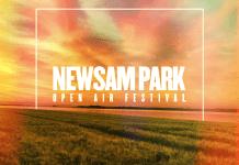 Newsam Park Festival logo
