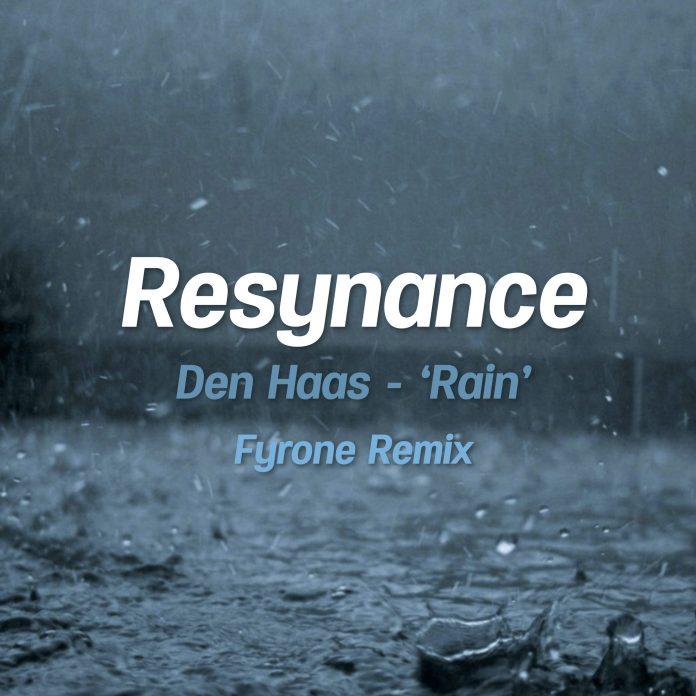 Rain - Fyrone remix artowrk