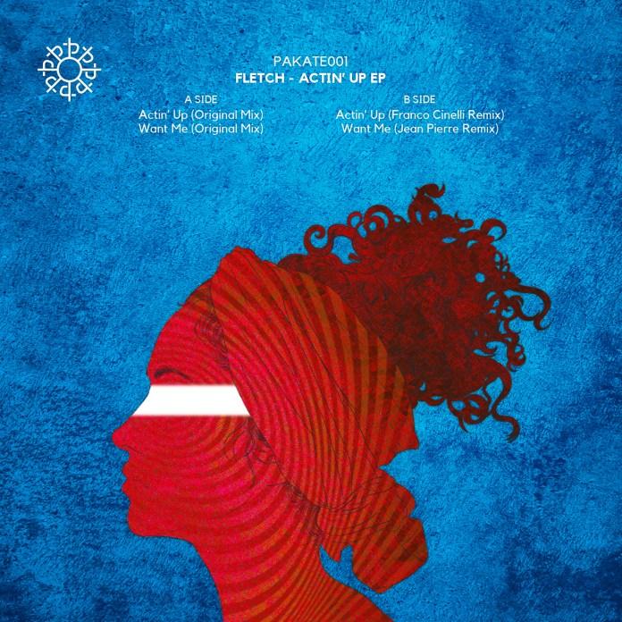 FLETCH - Pakate record art - Franco Cinelli remix