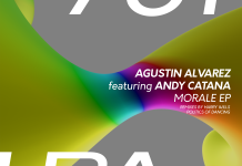 Agustin Alvarez & Andy Catana - EP artwork