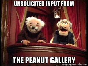 Muppetspeanutgallery
