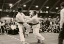 Fartsfylte og unike bilder fra karate-NM i 1980
