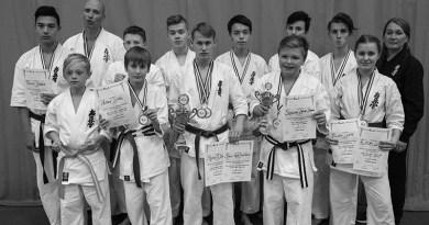 Overbevisende av Tromsø karateklubb