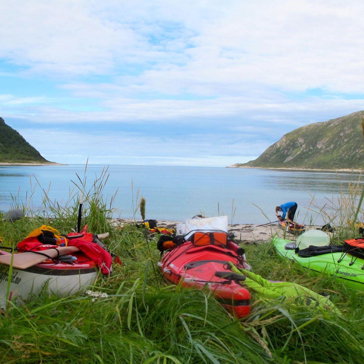 Tåfjorden er nyderlig Foto: Laila Arvola