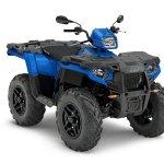 Polaris Sportsman 570 blå