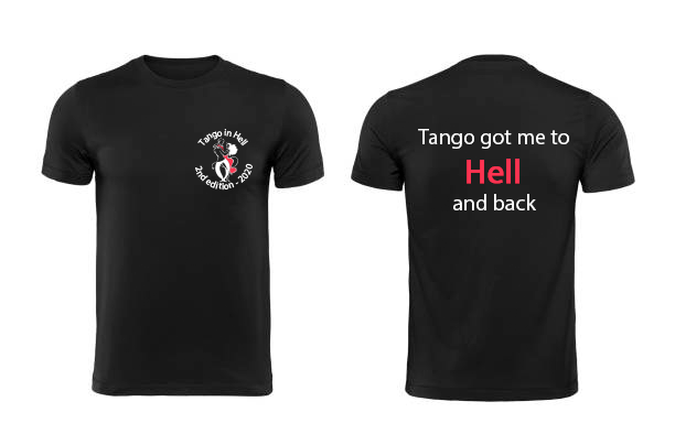 T-shirt for 2020