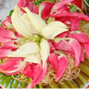 Bông so đũa là rau thường dùng cho các món lẩu chua