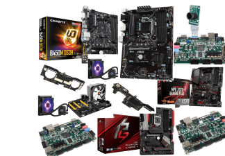 PC MotherBoard and Mac Logic Board