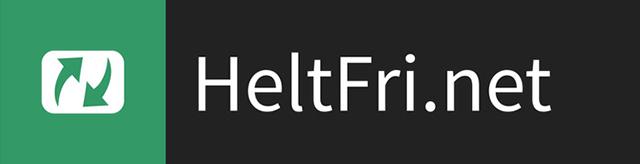 Logo Heltfri.net