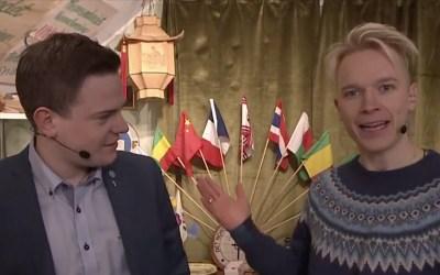 Ukas ros går til Norge nå på NRK