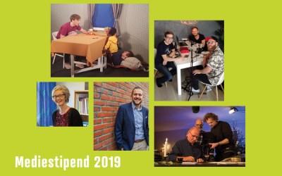 Mediestipend 2019