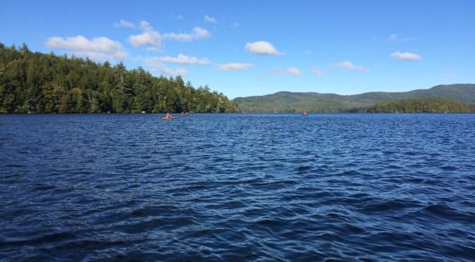 Squam Lake Canoeing Trip
